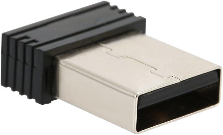 Baugger Receptor USB   Adaptador USB Ant + USB Para Garmin Forerunner 310Xt 405 410 610 910Xt Compatible con Cycleops Virtual Trainer Sunnto Reloj Zwift Trainerroad Perfpro Studio