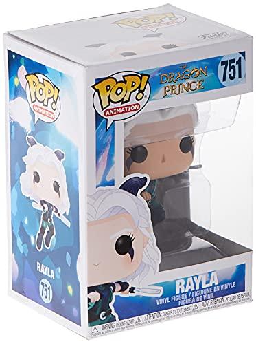 Funko- The Dragon Prince: Rayla Figura da Collezione, Multicolore, 45103