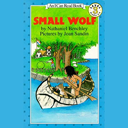 Small Wolf audiobook cover art
