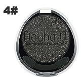 Candybarbar Glitter Sombra de Ojos Shiny Shimmer Highlighter Pigmentos Impermeables Sombra de Ojos de Larga duración Maquillaje de Ojos Cosmético
