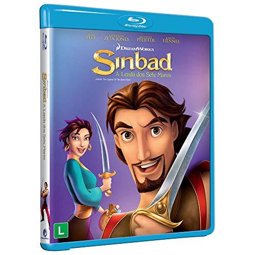 Sinbad, a Lenda dos Sete Mares