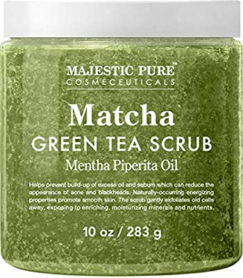 Matcha Green Tea Body