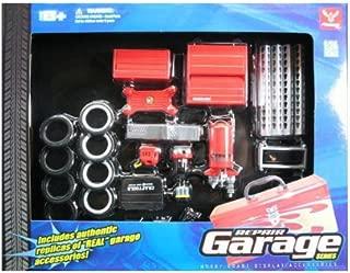 Hobby Gear Repair Garage Set