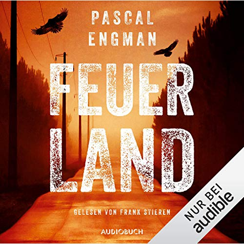 Feuerland audiobook cover art