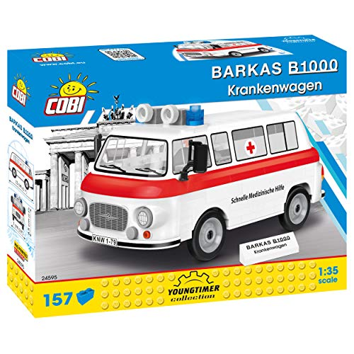 COBI COBI-24595 Other License Spielzeug