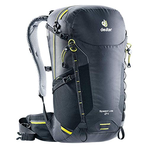 Deuter Speed Lite Zaino, Nero, 24