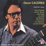 Werke für Gitarre - Oscar Caceres