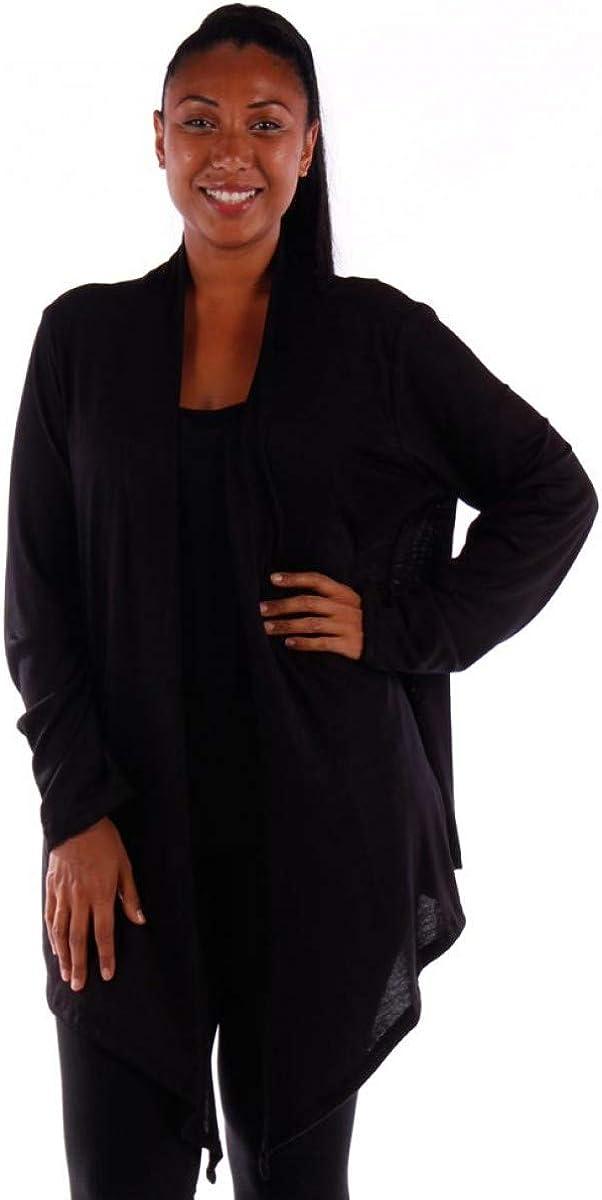 Womens Plus Size Open Cardigans (Sizes 1X 2X 3X 4X 5X 6X)