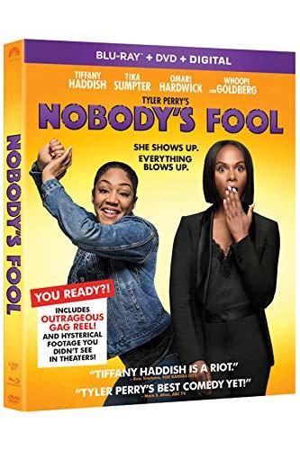 Nobody's Fool (2018) [Blu-ray]