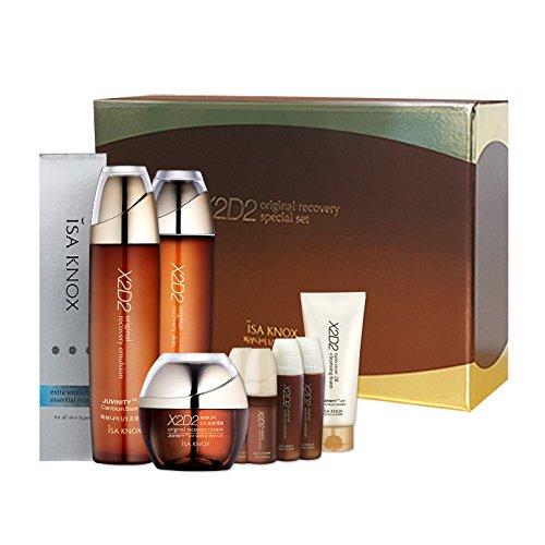 Isa Knox coreano cosméticos, LG hogar y salud cuidado x2d2Original recuperación 3pcs Conjunto especial