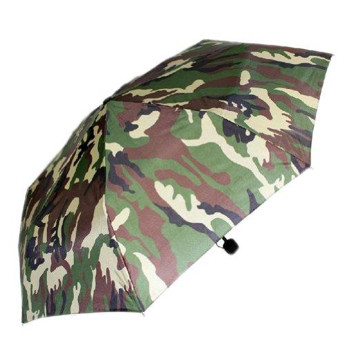 Parapluie camouflage coloré style tendance.