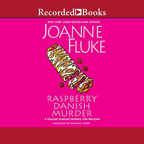 Raspberry Danish Murder cover art