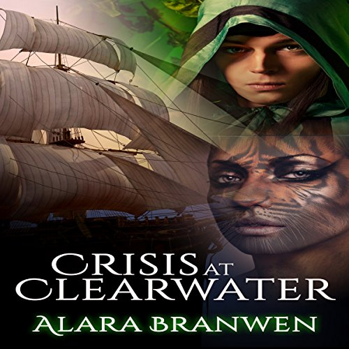 Crisis at Clearwater audiobook cover art