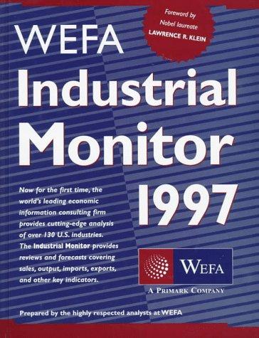 WEFA Industrial Monitor 1997 (Serial)