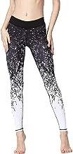 Smile Banana New Digital Printed Yoga Pants, High Wrist Quick-Drying Leggings, Stretch Fitness Pants