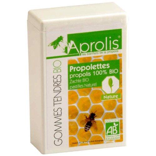 Organic Propolis Chunks 10g by Aprolis