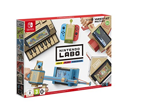 Nintendo Labo: Kit Assortito - Nintendo Switch