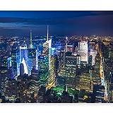 murando Fotomurales autoadhesivo 294x231 cm Papel Pintado Decoración de Pared Murales Pegatina decorativos adhesivos 3d moderna de Diseño Fotográfico New York 100404-141