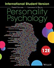 Personality Psychology by Daniel Cervone (26-Apr-2013) Paperback