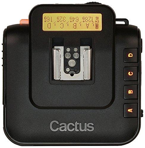 Cactus ワイヤレスライティングトランシーバーV6