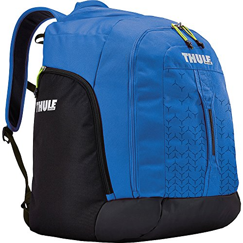 Thule RoundTrip 205102 Boot Backpack, Black/Cobalt, One Size
