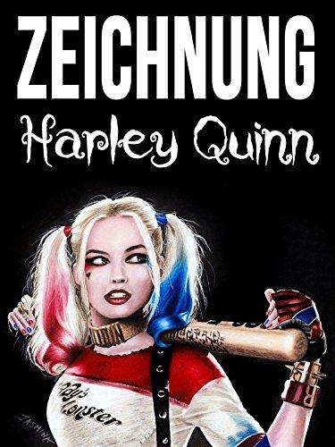 Clip: Zeichnung Harley Quinn