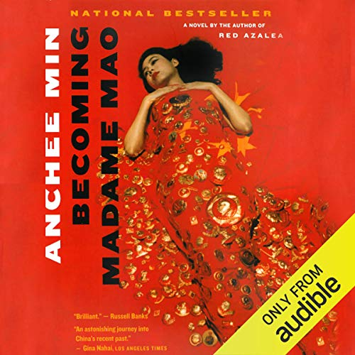 Becoming Madame Mao audiobook cover art