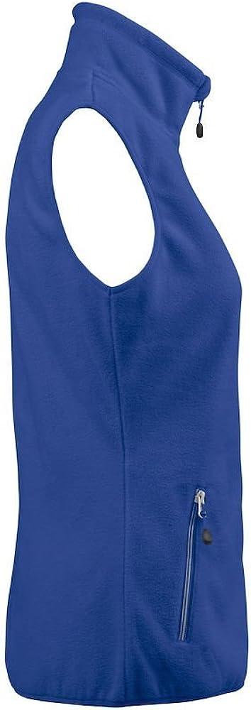 Zipped Pockets Medium Weight 280gsm-7 Colour Options James Harvest Ladies Fleece Gilet XS-3XL
