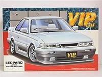 アオシマ 1/24 レパード アルティマ V30 ツインカムターボ F31 1988 VIP CAR ビップカー LEOPARD ULTIMA V30 TWINCAM TURBO プラモデル