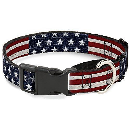 Stripe Martingale Dog Collar - 3