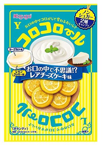 春日井製菓 コロコロール不思議レアチーズケーキ味 67g ×6袋