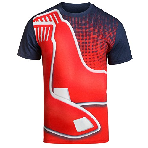 Boston Red Sox Big Logo Tee Large