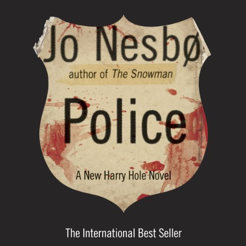 Police audiobook cover art