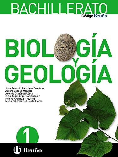 Código Bruño Biología y Geología 1 Bachillerato - 9788421674178