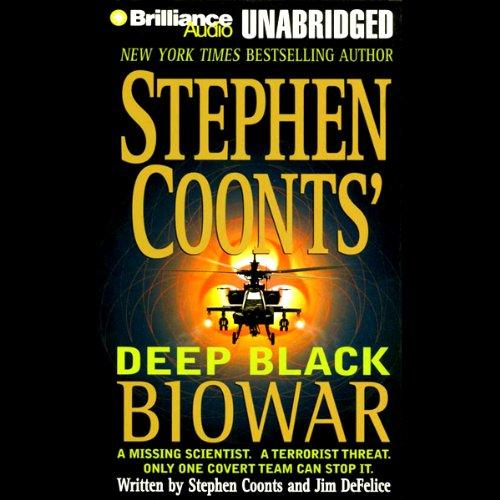 Biowar audiobook cover art