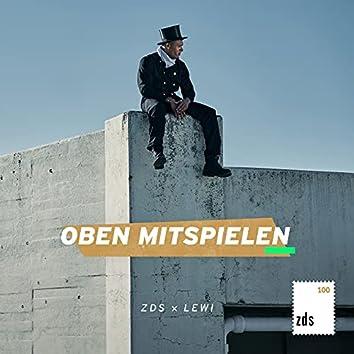 OBEN MITSPIELEN