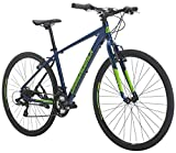 Diamondback Bicycles Trace St Dual Sport Bike Medium/18' Frame, Blue, 18'/ Medium