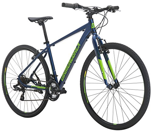 "Diamondback Bicycles Trace St Dual Sport Bike Medium/18"" Frame, Blue, 18""/ Medium"