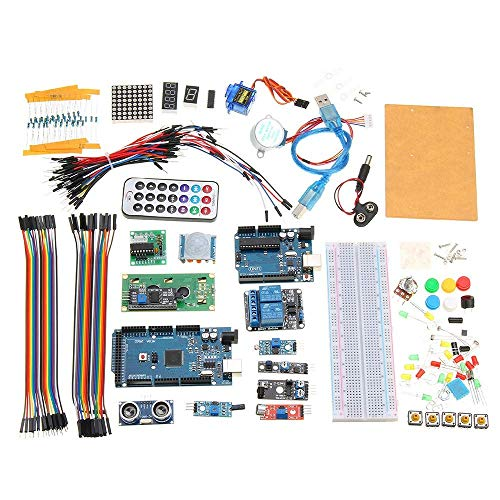 YELLAYBY Con unor3 MEGA2560 RDUINO DIY Kits Kits Starter Kits MANTENIMIENTE Kits DE Mantenimiento