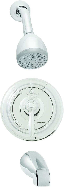 Speakman SLV-5430 SentinelPro Digreener Trim, Shower and Tub Combination (Valve not Included), Polished Chrome