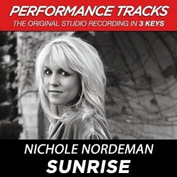 Sunrise (EP / Performance Tracks)
