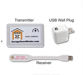 GarageDoorMinder Wireless Garage Door Monitor