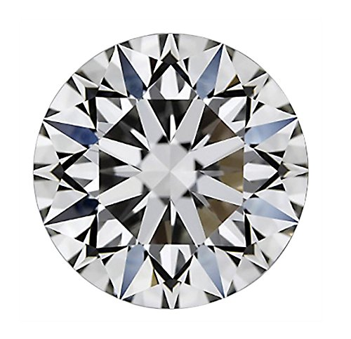 GIA Certified Round Cut Natural Loose Diamond 4.01 (4 Carat) K Color SI2 Clarity