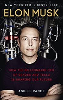 Elon Musk: How the Billionaire CEO of SpaceX and Tesla is Shaping our Future (0753555646) | Amazon price tracker / tracking, Amazon price history charts, Amazon price watches, Amazon price drop alerts