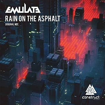 Rain on the Asphalt