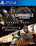 Commandos 2 & Praetorians: HD Remaster Double Pack PS4 -...
