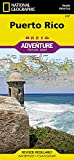 Puerto Rico (National Geographic Adventure Map)