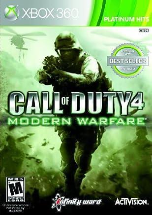 Call of Duty 4: Modern Warfare Platinum Hits