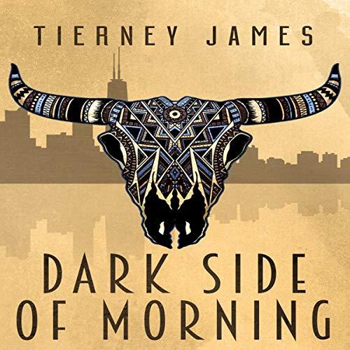Dark Side of Morning audiobook cover art