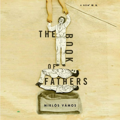 The Book of Fathers audiobook cover art